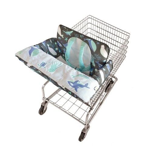 Go by Goldbug Shop Cart Cover Sea Creature - image 1 of 4