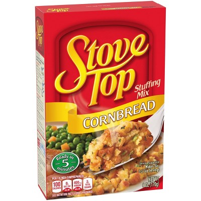 Stove Top Cornbread Stuffing Mix 6oz