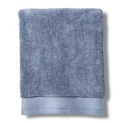 Reserve Solid Hand Towel Spa Blue - Fieldcrest®