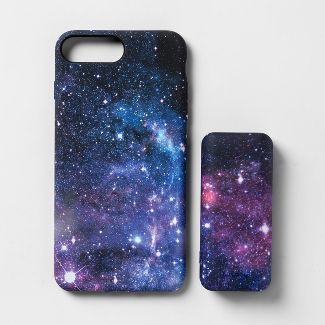 heyday™ Apple iPhone 8 Plus/7 Plus/6s Plus/6 Plus Case with Power Bank - Purple