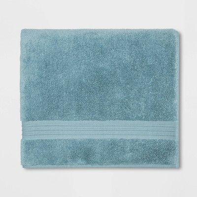 Spa Bath Towel Aqua - Threshold Signature™