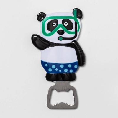 Scuba Panda Bottle Opener - Sun Squad™
