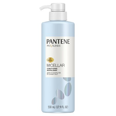 Pantene Pro-V Blends Micellar Gentle Moisturizing Milk Conditioner - 17.9 fl oz