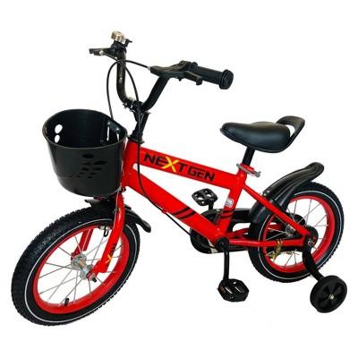 "Optimum Fulfillment NextGen 10"" Kids' Bike - Red"