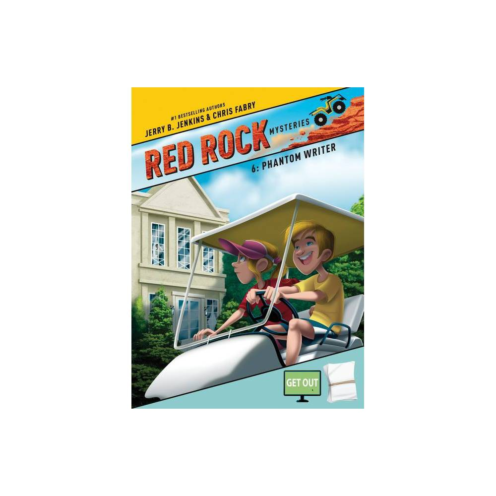 Phantom Writer Red Rock Mysteries By Jerry B Jenkins Chris Fabry Paperback