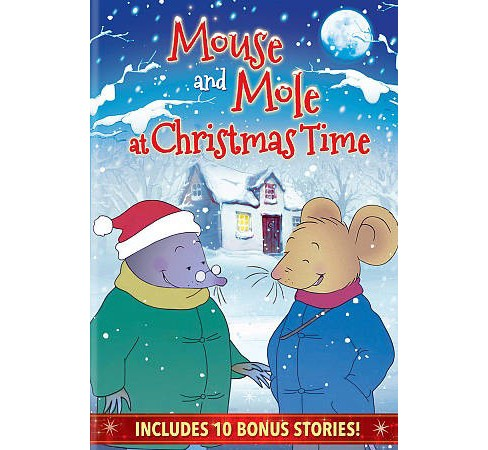Mouse And Mole At Christmas Time (DVD) - image 1 of 1