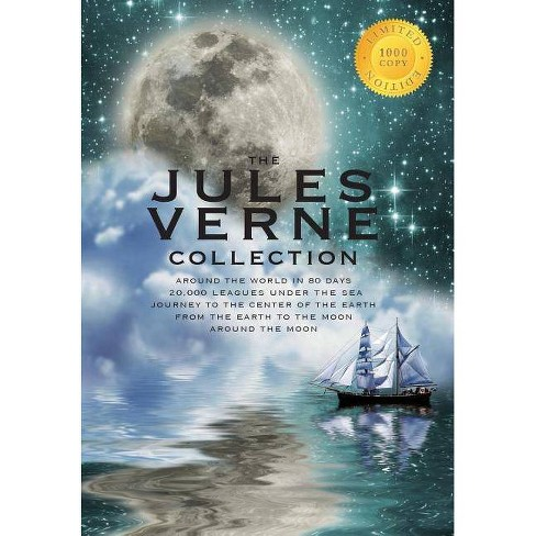 The Jules Verne Collection (5 Books in 1) Around the World in 80 Days, 20,000 Leagues Under the Sea, - image 1 of 1