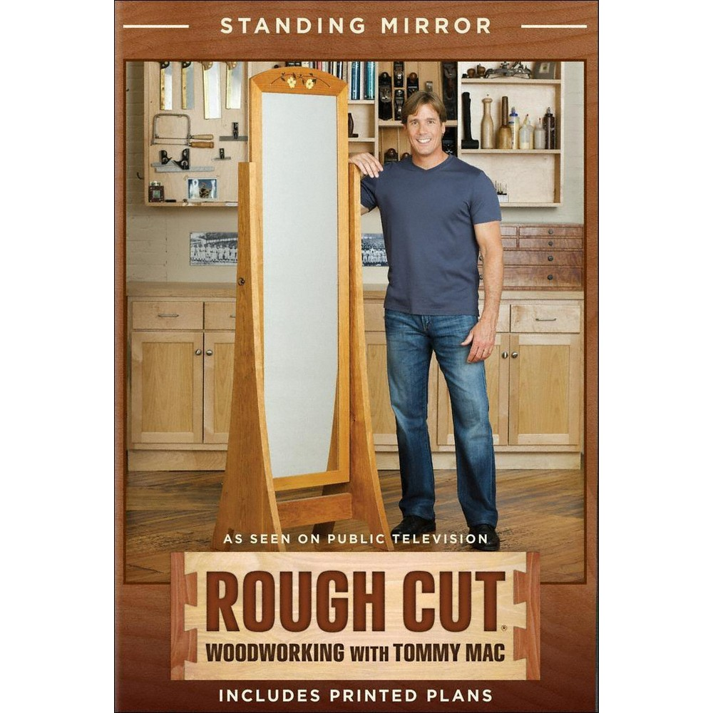 Rough cut season 2:Woodworking with t (Dvd)