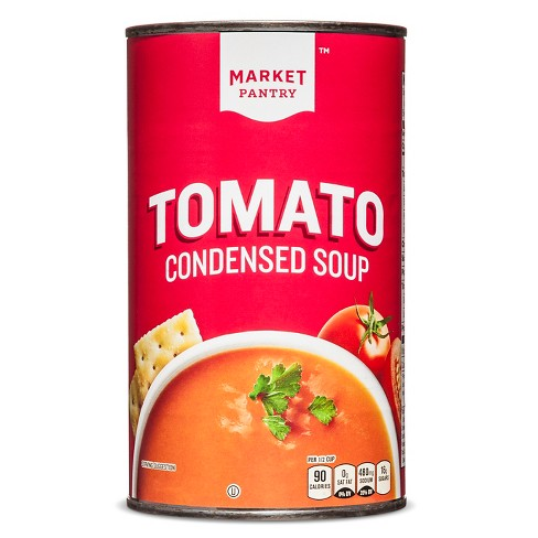 Tomato Condensed Soup - 26oz - Market Pantry™ - image 1 of 2