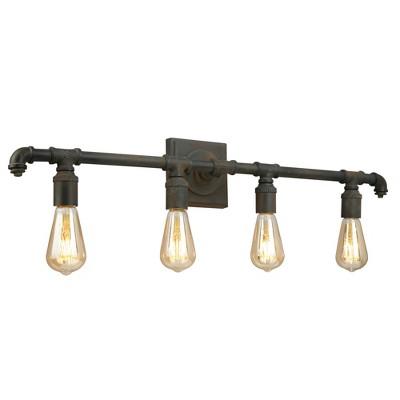 Wymer 4 Vanity Light Bronze - EGLO