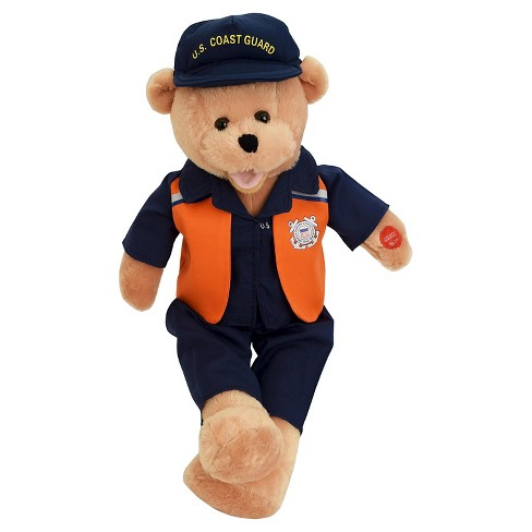 Chantilly Lane American Heroes Coast Guard Bear - image 1 of 1