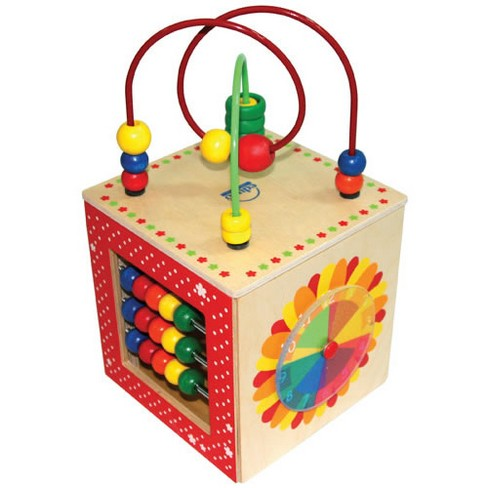 Hape Discovery Box Play Cube - image 1 of 3