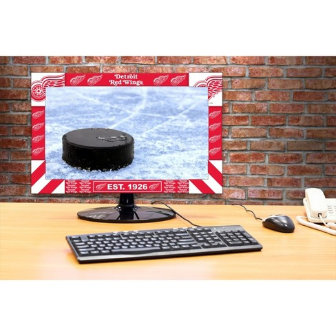 NHL Detroit Red Wings Big Game Monitor Frame - image 1 of 2