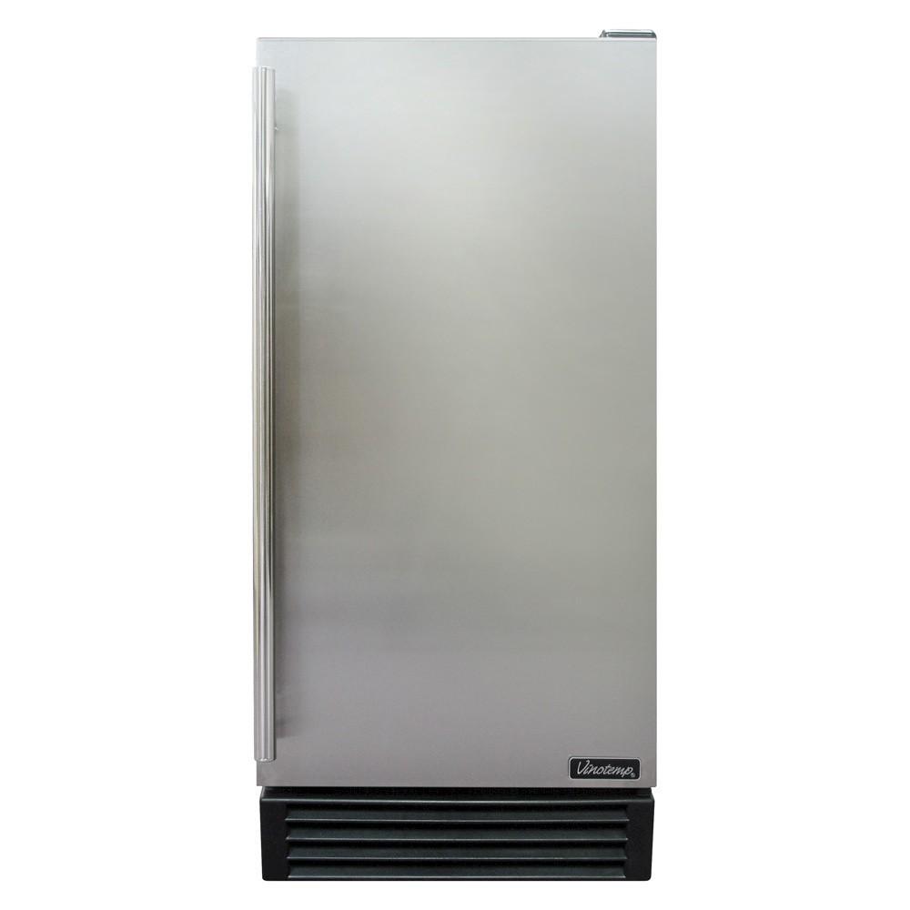 Vinotemp 3.1 Cu. Ft. Outdoor Refrigerator – VT-REFOUT1, Silver 50023918