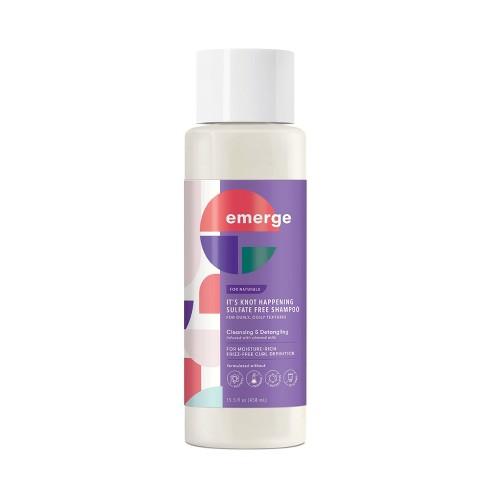 Emerge It's Knot Happening Sulfate-Free Shampoo - 15.5 fl oz - image 1 of 3