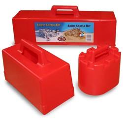 Flexible Flyer Snow Castle Kit - Red