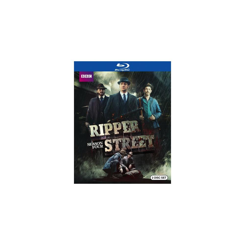 Ripper Street:Season Four (Blu-ray)