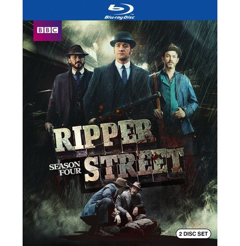 Ripper Street:Season Four (Blu-ray) - image 1 of 1