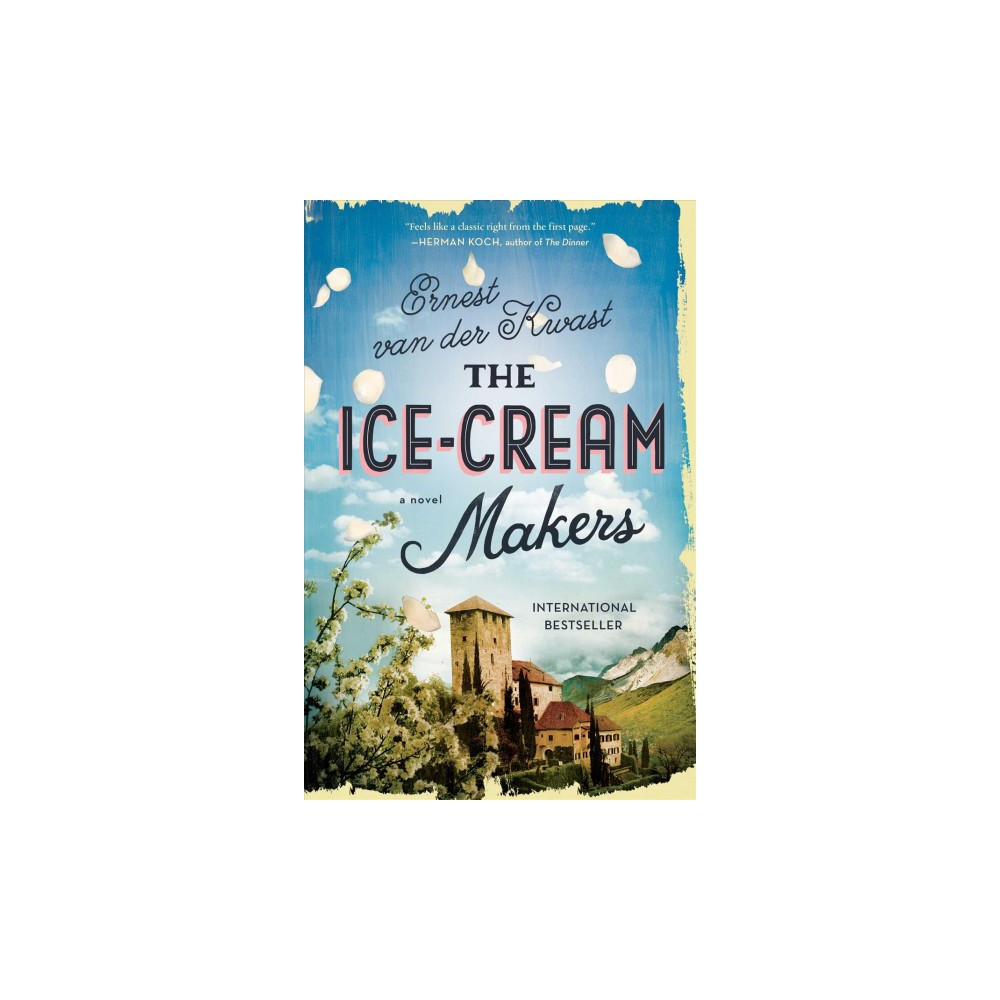 Ice-Cream Makers - by Ernest Van Der Kwast (Hardcover) Ice-Cream Makers - by Ernest Van Der Kwast (Hardcover)