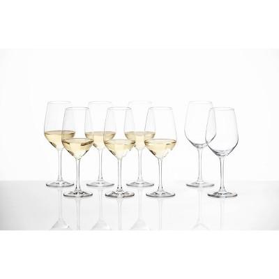 Schott Zwiesel 13.6oz 8pk Crystal White Wine Glasses