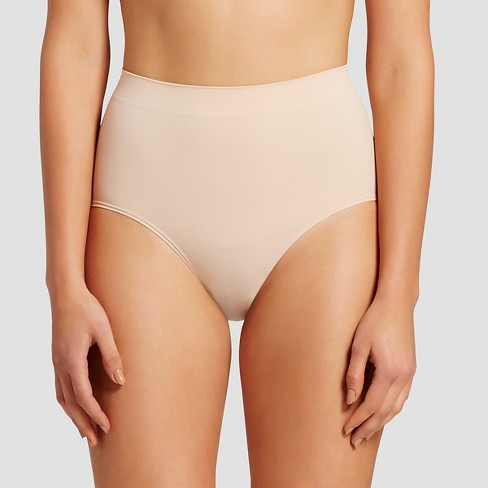 4696b34895 Assets® By Spanx® Women s All Around Smoother Brief - Soft Nude XL ...