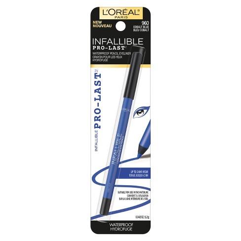 L'Oréal Paris Infallible Pro-Last Waterproof Eyeliner -0.042 oz - image 1 of 4