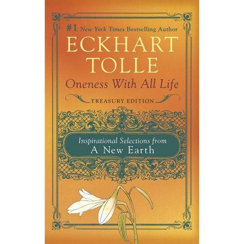 Oneness with All Life - by  Eckhart Tolle (Paperback) - image 1 of 1