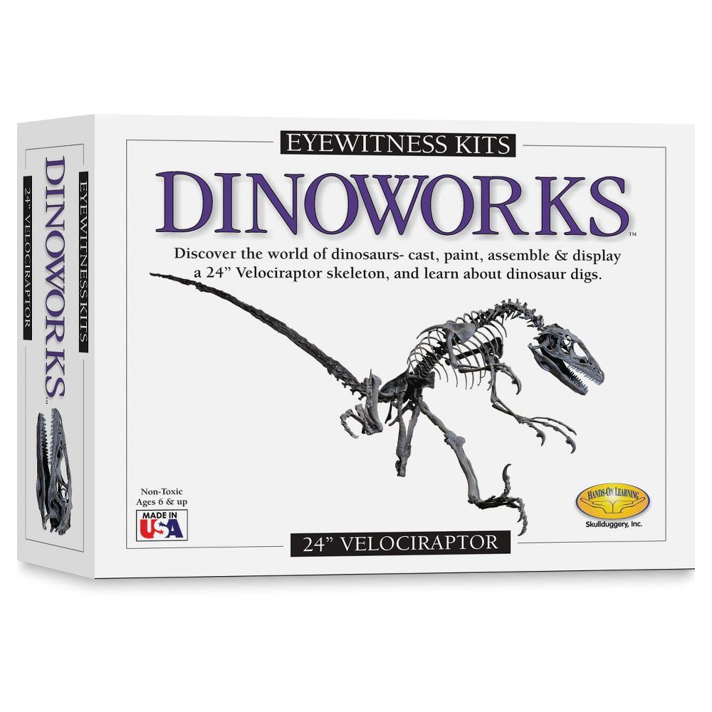 Eyewitness Velociraptor Casting Kit