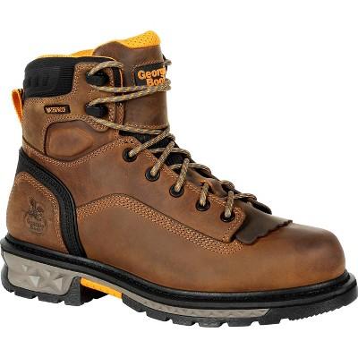 Men's Georgia Boot Carbo-Tec LTX Waterproof Composite Toe Work Boot