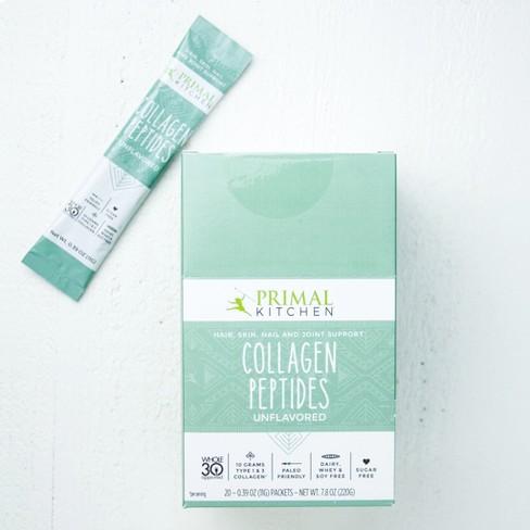 Primal Kitchen Grass Fed Collagen Peptides - 20ct - image 1 of 3