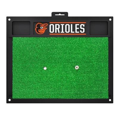 MLB Baltimore Orioles Golf Hitting Mat