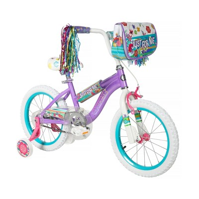 "Dynacraft Everest Just For Me 16"" Kids' Bike - Purple"