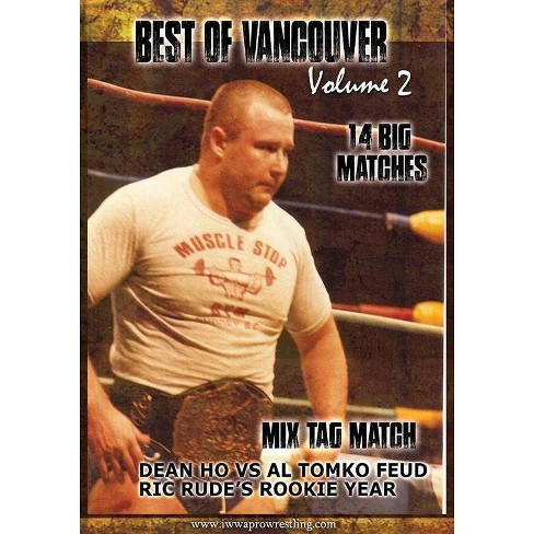 The Best Of Vancouver Wrestling Volume 2 (DVD) - image 1 of 1