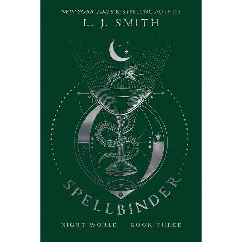 Spellbinder - (Night World) by  L J Smith (Hardcover) - image 1 of 1