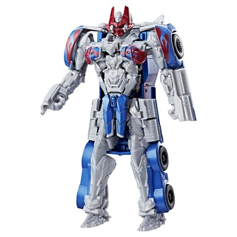 Transformers The Last Knight - Knight Armor Turbo Changer Optimus Prime - image 1 of 8