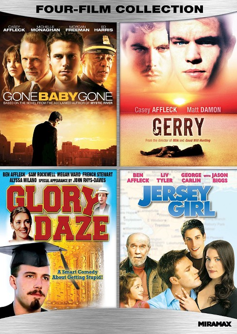 Gone Baby Gone/Gerry/Glory Daze/Jersey Girl (DVD) - image 1 of 1