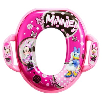 Disney Minnie Mouse Toilet Training Soft Potty Ring