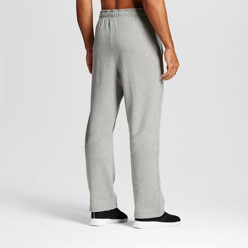 9147d9e5 Men's Big & Tall Sizes Fleece Sweatpants - C9 Champion® Stone Gray XLT :  Target