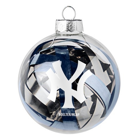 MLB New York Yankees Ball Ornament - image 1 of 1
