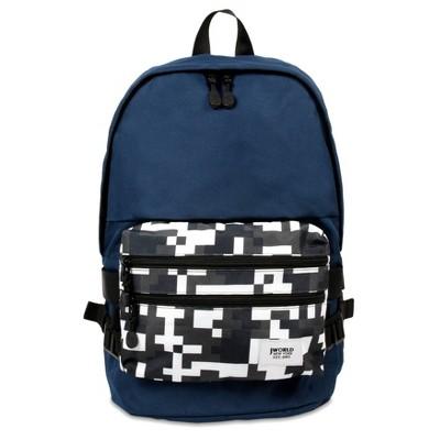 J World Deuce Kids' 12.2'' Backpack with Detachable Waist Bag