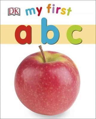 My First ABC - (Board Book)