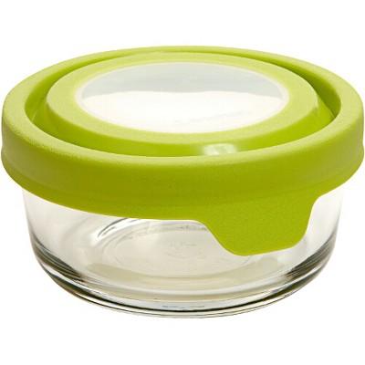 Anchor Hocking Glass Round Food Storage Container