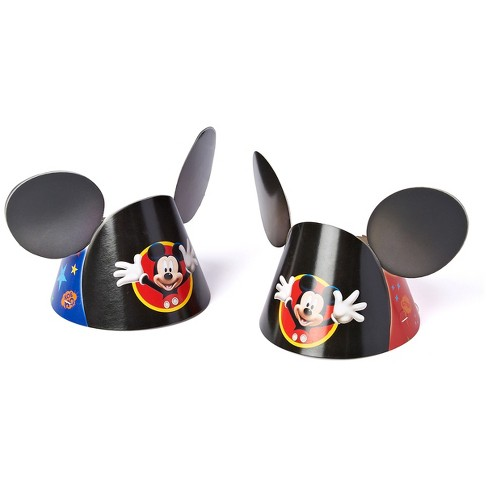 58831f38173 8ct Mickey Mouse Party Hats   Target