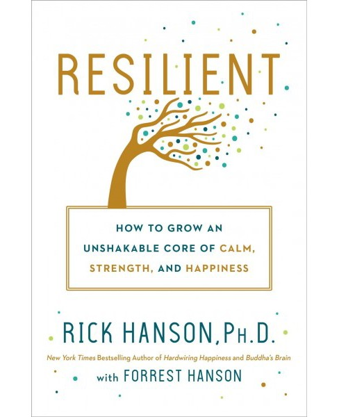 Resilient : How to Grow an Unshakable Core of Calm, Strength, and Happiness -  (Hardcover) - image 1 of 1