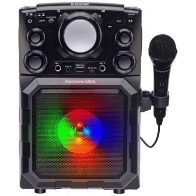 Karaoke USA Portable MP3 Karaoke Player (GQ410)