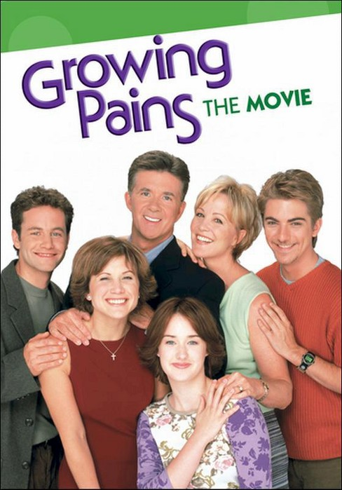Growing pains the movie (DVD) - image 1 of 1