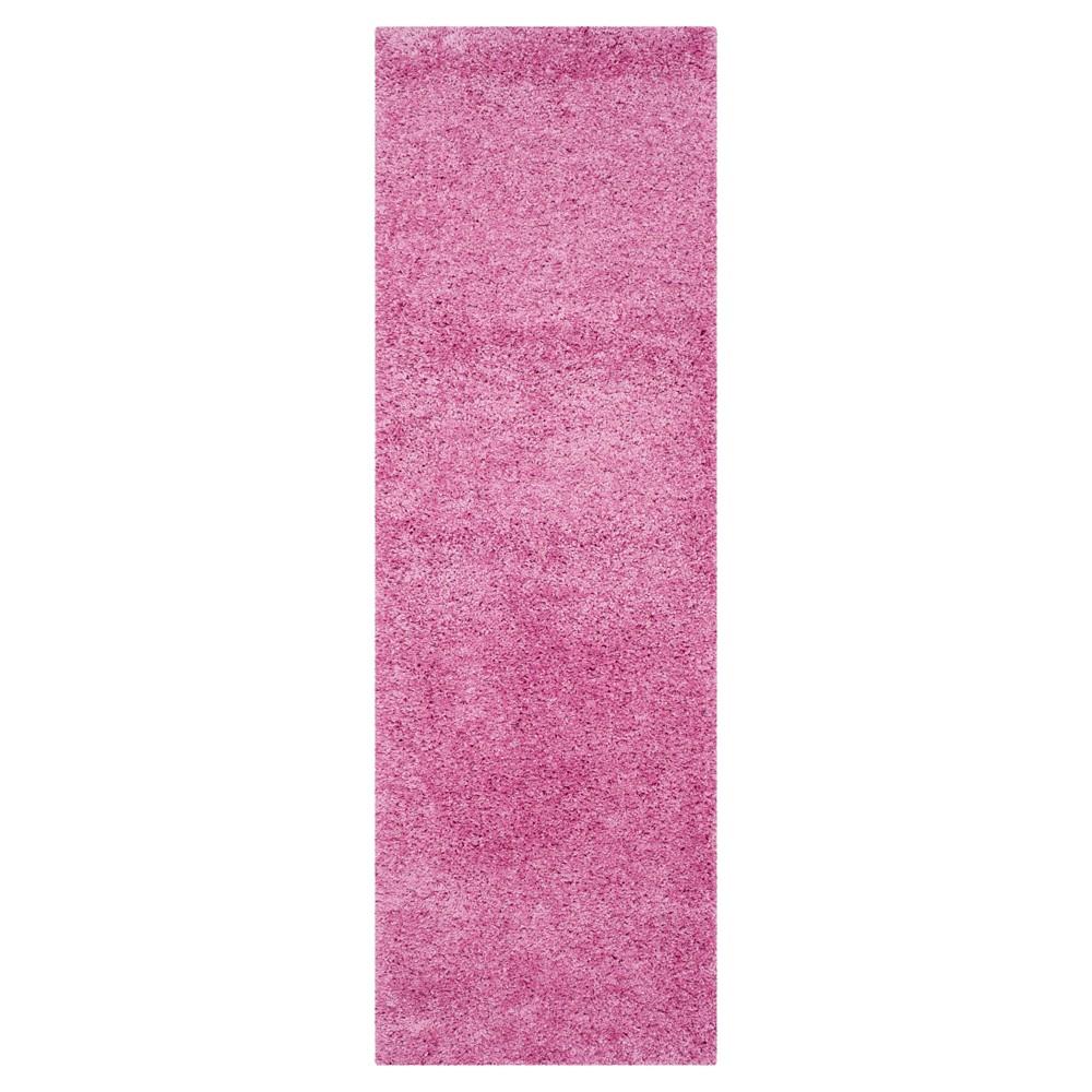 Quincy Runner - Pink (2' 3