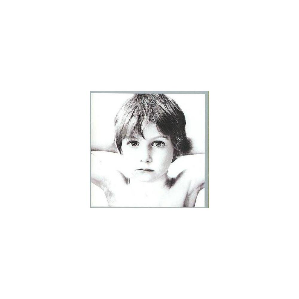 U2 Boy Remastered Cd