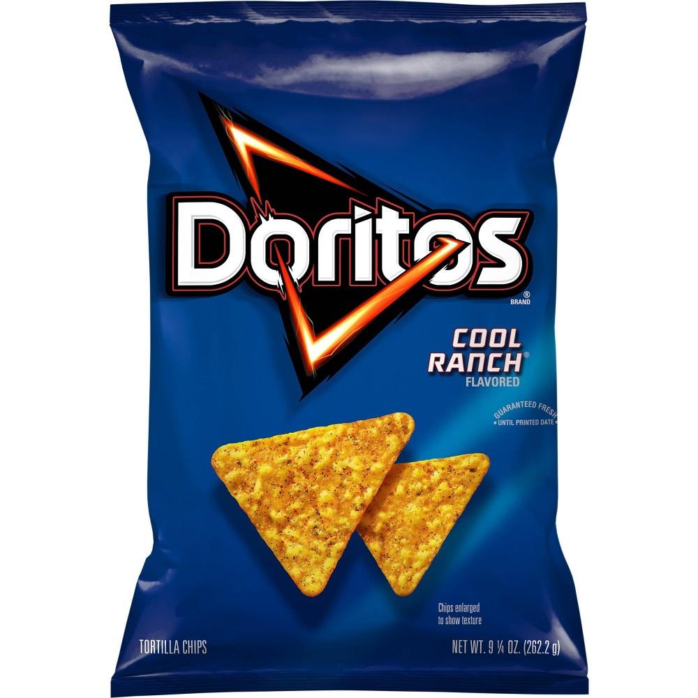 Doritos Cool Ranch Chips 10 5oz