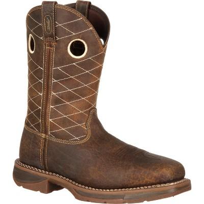 Men's Workin' Rebel by Durango Brown Composite Toe